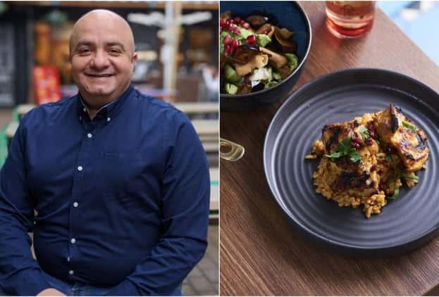Ramadan recipes: Syrian chef Imad Alarnab's Burghul bl jaj