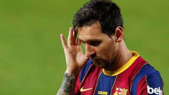 Lionel Messi could do FC Barcelona U-turn and stay under new board, says Luis Suarez