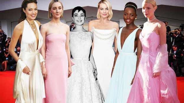 From Audrey Hepburn to Gwyneth Paltrow, the best Oscars dresses of all time