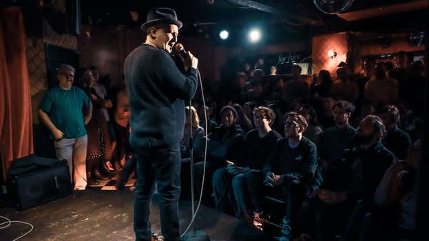 No laughing matter: London's comedy clubs on the fight for survival during Covid-19