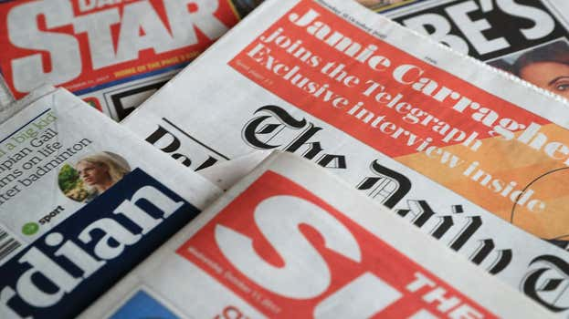 What the papers say – March 15