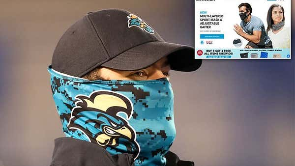 Study that touted neck gaiters as effective face coverings against COVID-19 is questioned