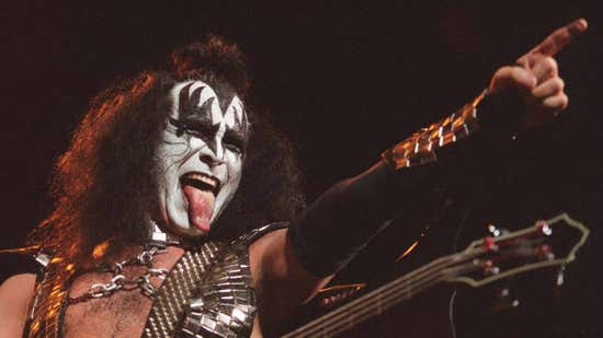 Could legendary Kiss bassist Gene Simmons be your new neighbor?