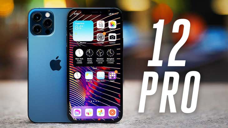 iPhone 12 Pro review: more shine