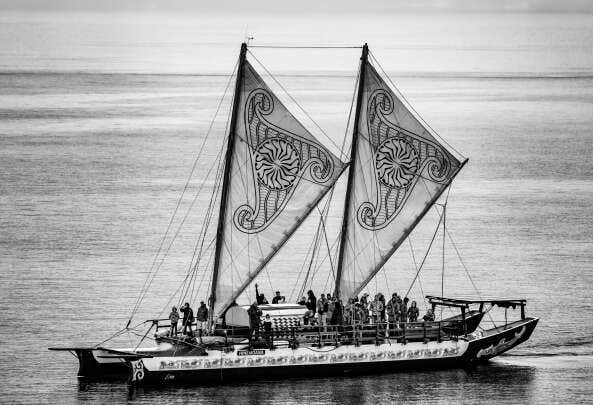 Māori Sailors May Have Reached Antarctica 1200 Years Before Europeans - IFLScience
