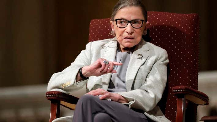 The 8 remaining justices reflect on Ginsburg's life, mourn her death