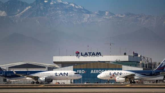 LATAM Airline To Lay Off 2,700 Crew