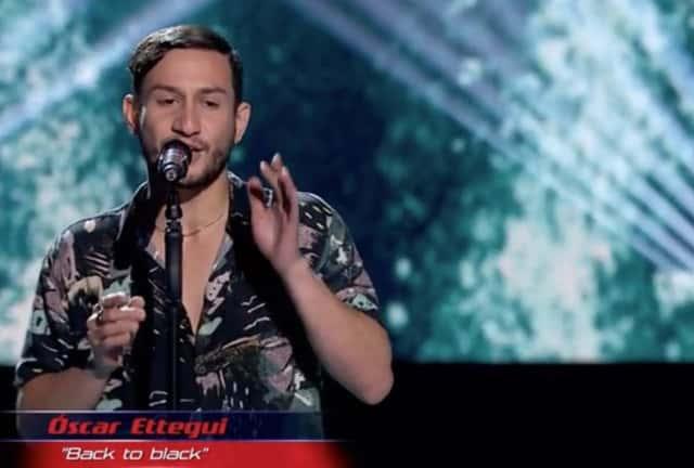 Cantante venezolano conquista al jurado de La Voz con «Back to Black»