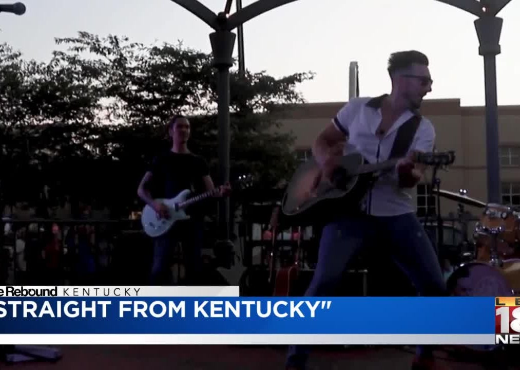 Straight from Kentucky: Country music artist from Kentucky reflects on rebounding from pandemic