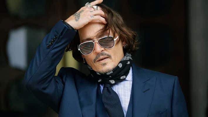 Johnny Depp exits 'Fantastic Beasts' franchise after libel case loss