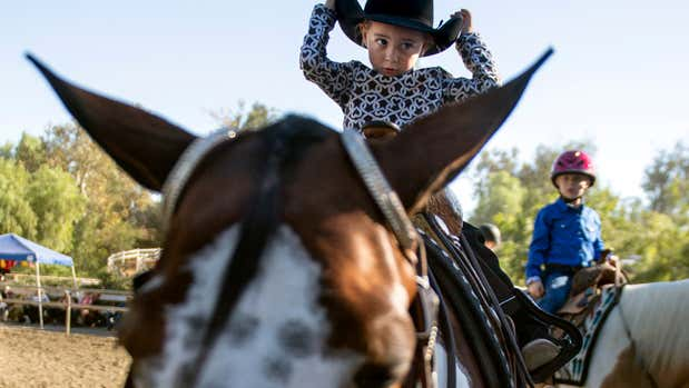 Yorba Linda Country Riders trot into the future with 50th anniversary show