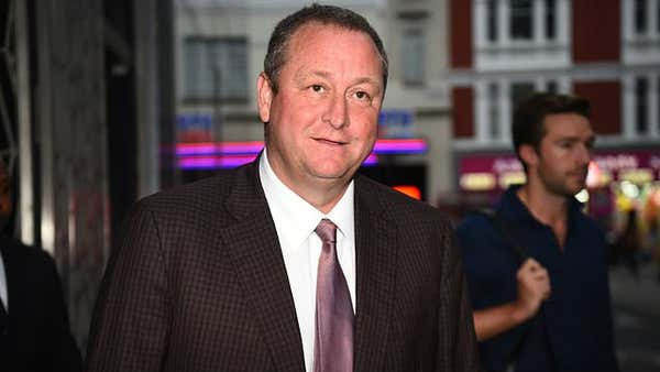 Mike Ashley will only negotiate when he is convinced proposed buyers of Newcastle are genuine